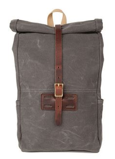 Rolltop, Archival Clothing Canvas