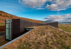 Glaciers inspire eco-friendly architecture in Iceland - Livegreen Blog
