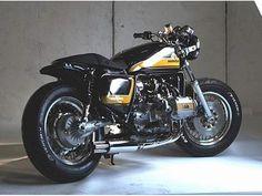 Honda GL1000 Goldwing - Færdigt arbejde: GL1000 Bulldog Bobber billede 1