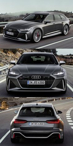 See How The New Audi Avant Pulls To 185 MPH. Turns out its quoted performance figures may be a bit conservative. Audi Kombi, Tt Tuning, Audi Rs6 Avant, Carros Audi, Audi Wagon, A3 8p, Black Audi, Audi Rs5, Audi Quattro