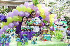 Toy Story Birthday 2 Infinity and Beyond with Buzz Lightyear | Baby Lifestyles
