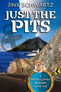 Just The Pits (Hetta Coffey Mystery, #5)