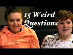 15 WEIRD QUESTIONS TAG!! Hey guys and gals! My friend Kat and I did the WEIRD QUESTIONS TAG! Wanna get WEIRD with us?  Thanks for watching! Make sure to subscribe to see new videos MWF! I post vlogs, cooking videos, reviews, and whatever else might tickle my fancy :)  Previous Video: http://youtu.be/6_OJdaZ_MBw  Follow me! twitter.com/jessicadence cadycat.tumblr.com thejessicamaxine.blogspot.com facebook.com/thejessicamaxine