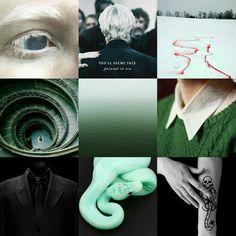 Draco Malfoy #Slytherin