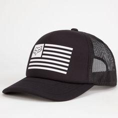 FOX Within Mens Trucker Hat - BLACK - 13993 bc7aaff7d2b8