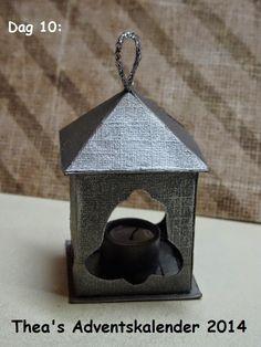 Thea's Miniatuurwereld: Lantaarntje