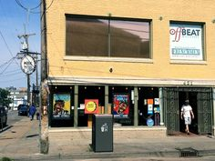 Louisiana Music Factory is a must-visit for music collectors in New Orleans