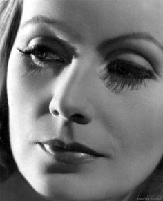 Greta Garbo in 'Queen Christina', 1933.