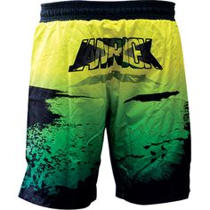 MyHouse Sublimated Jamaica Wrestling Fight Short