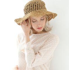 Modèle chapeau femme - Modèles Accessoires - Phildar