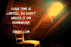 Spend your time smart, Kikby.com
