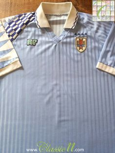 1992 93 Uruguay Home Football Shirt Francescoli  10 (XL) cdc46dce1