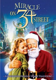 Miracle on 34th Street- Saw the play with Madi December 2012. A gift from Sterlings.