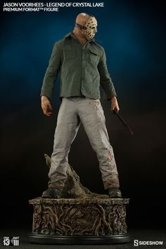 Sideshow Collectibles Jason Voorhees Statue