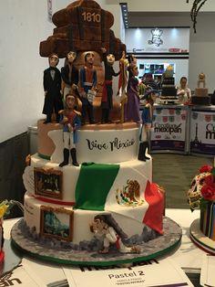viva Mexico Cake mexipan 2016