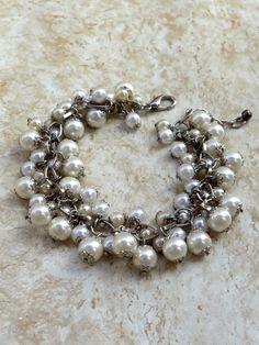 Pulseira Pérolas Luxo - Luxury Pearls Bracelet | Beat Bijou | Elo7