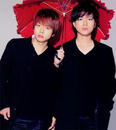 massushige ^^ ♥ 7月 wa massu to shige no tanjoubi ^o^ ~