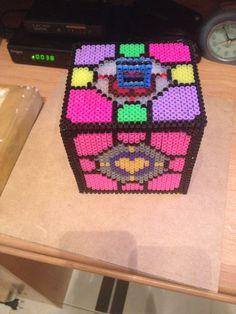 caja de hama beads