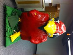 The Duck and Reggie Redbird: The Rubber Ducky Project Week 21 | The Parenting Patch
