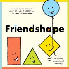 Friday, August 21, 2015. Presents a story of friends Triangle, Circle, Square, and Rectangle as they have fun together and support one another through life.