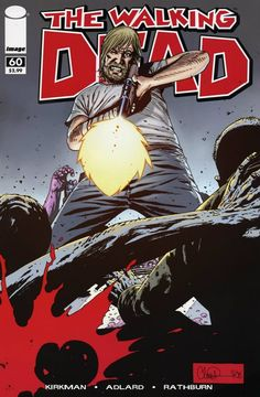 Capa da Edição #60 de The Walking Dead