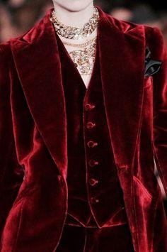 """gothiccharmschool: """" Mmmm, red velvet. """""""
