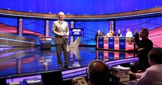 """UA faculty member competes on 'Jeopardy!' this week -     Tucker Dunn, who teaches English to language learners at theUniversity of Arizona, will see a childhood dream become reality on Friday, June 9, when he appears on the television quiz show """"Jeopardy!"""" Under the stage lights at Sony Pictures Studios, Dunn couldn't help but... - http://azbigmedia.com/ab/ua-faculty-member-competes-jeopardy-week"""