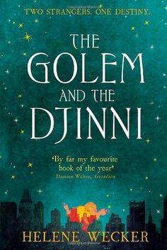 54 best modern fairy tale books images on pinterest modern fairy the golem and the djinni just finished reading loved it fandeluxe Choice Image