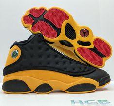 "Air Jordan 13 Retro ""Graduation"" (B-Grade). Best Sneakers, Sneakers Fashion, Sneakers Nike, Upcoming Sneaker Releases, Buy Shoes, Nike Shoes, Air Jordan Sneakers, Clearance Shoes, Luxury Shoes"