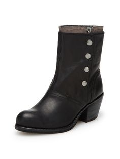 Beck Two-Layer Bootie by Luxury Rebel at Gilt