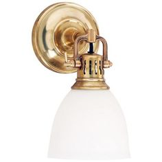 "Pelham Collection 11"" High Wall Light"