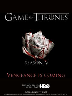 Game of Thrones Season V is coming…