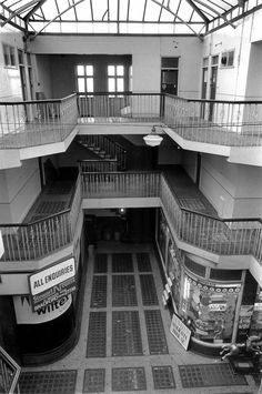 The King's arcade doncaster Old And New, Old Photos, Arcade, Stairs, Mansions, House Styles, Yorkshire, Home, Old Pictures