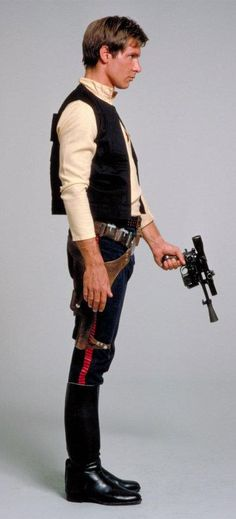 Han Solo - Star Wars - The Power of the Good Side