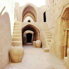Old Alley / Yazd,Iran