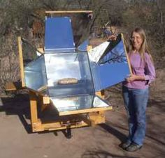 Amazing Solar Oven