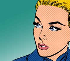 pop art illustration vintage - Google Search