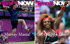 See the best of the Olympics action in our lastest edition featuring Andy Murray and Serena Williams! We also look a little bit toward the U.S. Open Series!    Click here to read now:  http://issuu.com/TennisNow/docs/2012_olympics_review