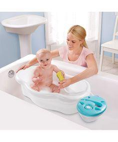 baby bath/shower — love this idea!