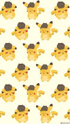 Cute Pokemon Wallpaper, Cute Wallpaper For Phone, Print Wallpaper, Wallpaper Ideas, Anime Backgrounds Wallpapers, Cute Cartoon Wallpapers, Pokemon Fan Art, Pokemon Go, Video Game Anime