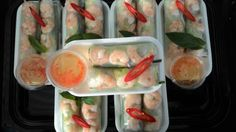 Fresh Annam Princess Summer Rolls