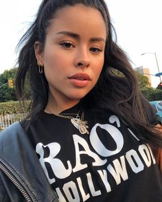 Miss Thang, Cierra Ramirez, Hairstyle, Photo And Video, Celebrities, Instagram, Women, Videos, Celebrity