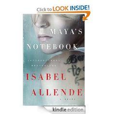 Amazon.com: Mayas Notebook: A Novel eBook: Isabel Allende: Kindle Store