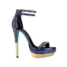 Ruthie Davis® : Spring 2013 : Shoes