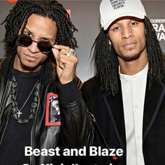 Les Twins...best in the world baby!
