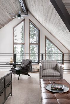 In This A-Frame Cabin Makeover, Simplicity Is Key - Photo 4 of 5 -