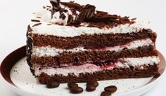 Recipe for Romanian Chocolate Cake... Romanian cakes are the best kind of cakes out there...