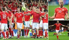 Video Wales vs Russia Highlights: 3 - 0 UEFA EURO 2016   Tạp chí Phim Ảnh