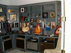 Image result for guitar home storage