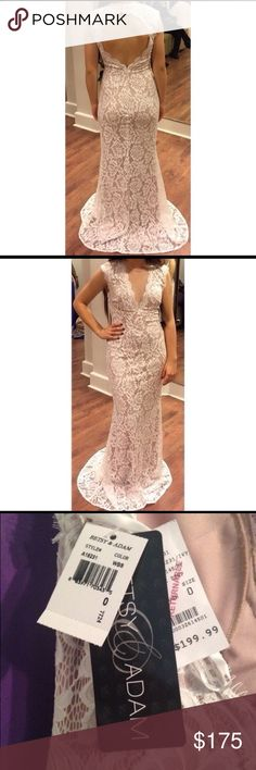 Formal dress Brand new with tags Betsy & Adam Dresses Prom
